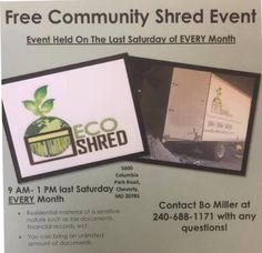 ECO Shred - Free Com