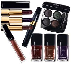 CHANEL Collection Noirs Obscurs