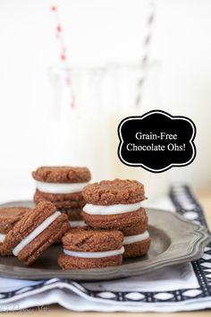 Chocolate Ohs (Grain