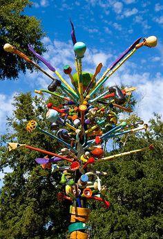 A whimsy Tree