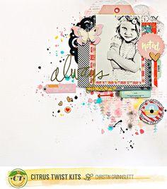 CTK August Main Kit tutorial Aug 26th Christin G 18 by Citrus Twist Kits Media, via Flickr