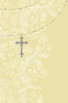 Damask Baptism Thanks - Gold TEMPLATE: 119864 By Roxanne Buchholz 4 x 6 Greeting Card  An elegant and meaningful baptism thank you and remembrance of baptism for baby or other baptisimal candidate. - See more at: http://www.heritagemakers.com/gallery/#/t/119864