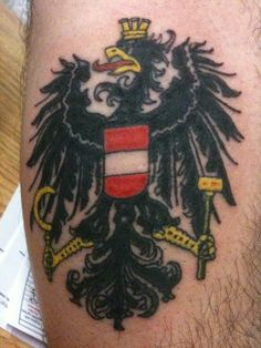 imperial german eagle tattoo - photo #27