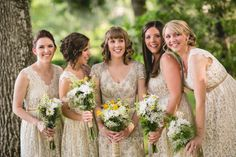 neutral bridal party  Stephie Joy Photography : Jacksonville and St. Augustine Florida Wedding and Lifestyle Photography » Jacksonville and St. Augustine Florida ...