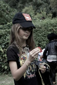Cool teenage looks from Dsquared new kids collection for spring 2014