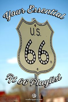 Here's your epic road trip playlist for Route 66′s iconic roadside attractions AND Doo Wop diners.