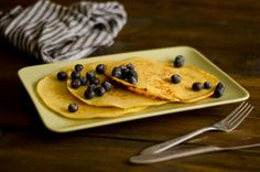 Pumpkin Pancakes - DIY Recipe Book