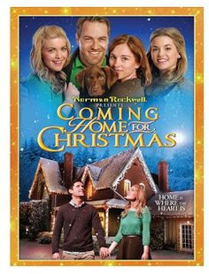 DragonFly Sweetnest: Coming Home For Christmas DVD Review/Giveaway 'Holiday Gift Guide 2013'