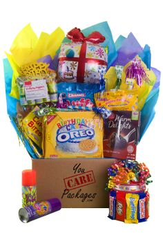Birthday Care Package - You Care Packages