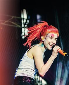 This is Hayley Williams.