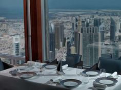 Highest restaurant i