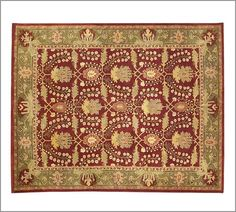 Franklin Persian-Style Rug | Pottery Barn