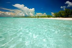 Half Moon Cay, Bahamas.