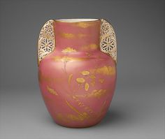 Vase  Ott and Brewer (1871–1893)  Date: 1882–90