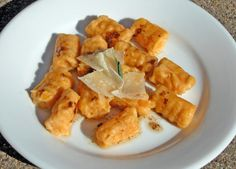 Cooking Weekends: Sweet Potato Gnocchi with Browned Butter