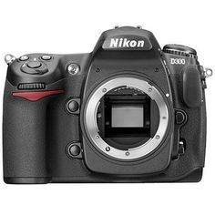 Nikon D300 DX 12.3MP Digital SLR Camera This was a great camera