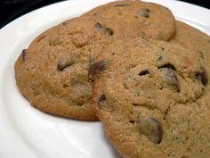 Peanut Butter Banana Chocolate Chip Cookies - Cook Like Grandmother