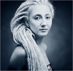 White Girls With Dreads | dreads #hair #dreadlocks #white dreads