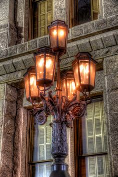 #Capitol Street Lanterns~ #Texas State Capitol in #Austin, TX ~ http://VIPsAccess.com/luxury-hotels-los-angeles.html