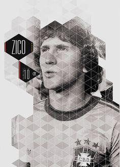 #10 #zico #brasil