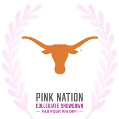 Repin this pic for the chance to win the ultimate PINK campus party at the University of Texas!