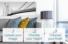 Panoramic Photos | Custom Panoramas | Photo Home Decor | ezprints