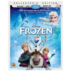 Frozen Blu-ray Collector's Edition disney movies, kristen bell, cant wait, bluray, dvd, digit copi, frozen movie, disneyfrozen, disney frozen
