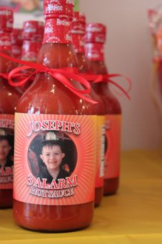 3 Alarm Hot Sauce