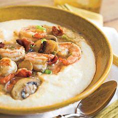 Hominy Grills Shrimp and Grits | MyRecipes.com