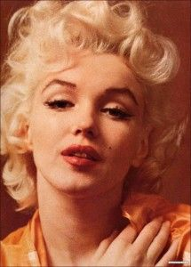 Medium length hair styles shouldn't be boring. Medium length hair styles like Ms. Monroe's  . . . classic!  Come see how to get the look.