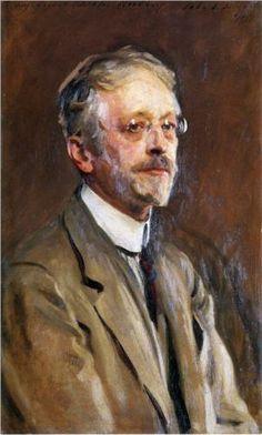 Charles Woodbury - John Singer Sargent sargent paint, john singer sargent, 1921, artistjohn singer, paint portrait, singer sargentartist, portrait paint, art sargent, charl woodburi