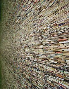 matej kren, artists, palac, czech artist, book sculpture, architecture, blog, art check, old books