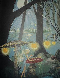 forest fairi, art therapi, fairies, fairi parti, faeri, magical forest, childhood, magic forest, amaz illustr