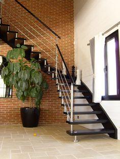 escalier sur mesure on pinterest 28 pins. Black Bedroom Furniture Sets. Home Design Ideas