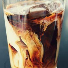 Iced coffee.  I need it.
