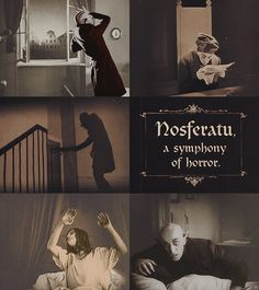nosferatu the vampire ending a relationship