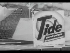 Tide Commercial (1958)
