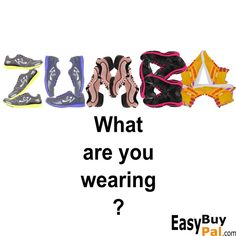#zumba #shoes what are you wearing