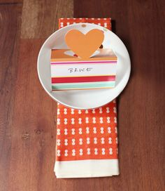 Oh Joy | Pop-Up Placecards