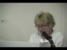"""FannyHowe Reads """"Poem from a Single Palette at Featherstone"""