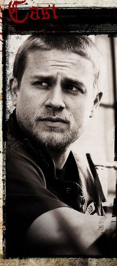 Jax. I await your return. Sons of Anarchy is a blast. I was surprised to find out that Charlie Hunnam is an Englishman!