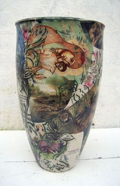 Jette Arendal Winther - vase