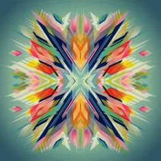 Francesco Lo Castro - Stunning pattern and colors!