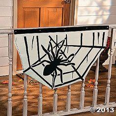Spiderweb Bunting