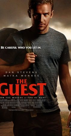 The Guest (2014) pho
