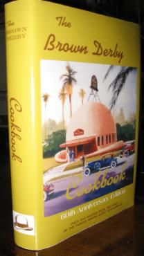Hollywood Brown Derby Cookbook