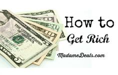 Greats ways to make money and save money! #InspireOthers
