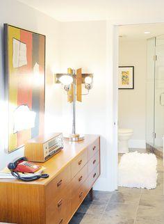 mid century modern inspiration... bathroom