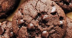 Paleo Brownie Cookies - Delight Fuel