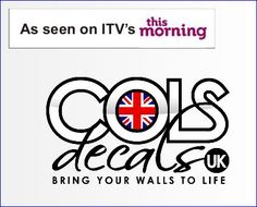 Cols Decals UK offers massive range of wall stickers, wall decals, graphics and wall quotes suitable for all kinds of surfaces.